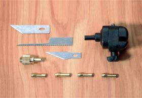 7383/20 - Action kit knife plus accessories